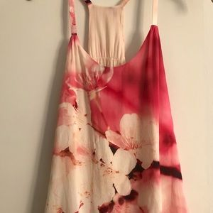 Alice + Olivia Cherry Blossom Tank- XS